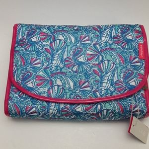 Lilly Pulitzer Makeup Case/Travel Organizer